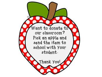 350x263 Meet The Teacher Wish List Apples Teacher, Apples And Met