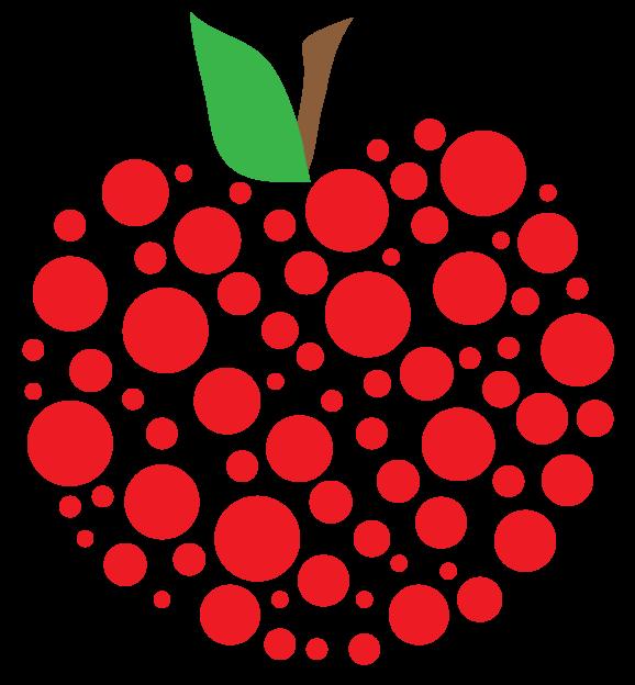 578x624 Teacher Apple Clipart