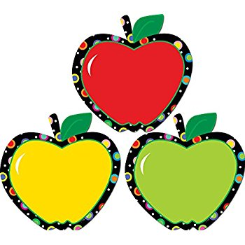350x350 Teacher Created Resources Apples And Dots Welcome