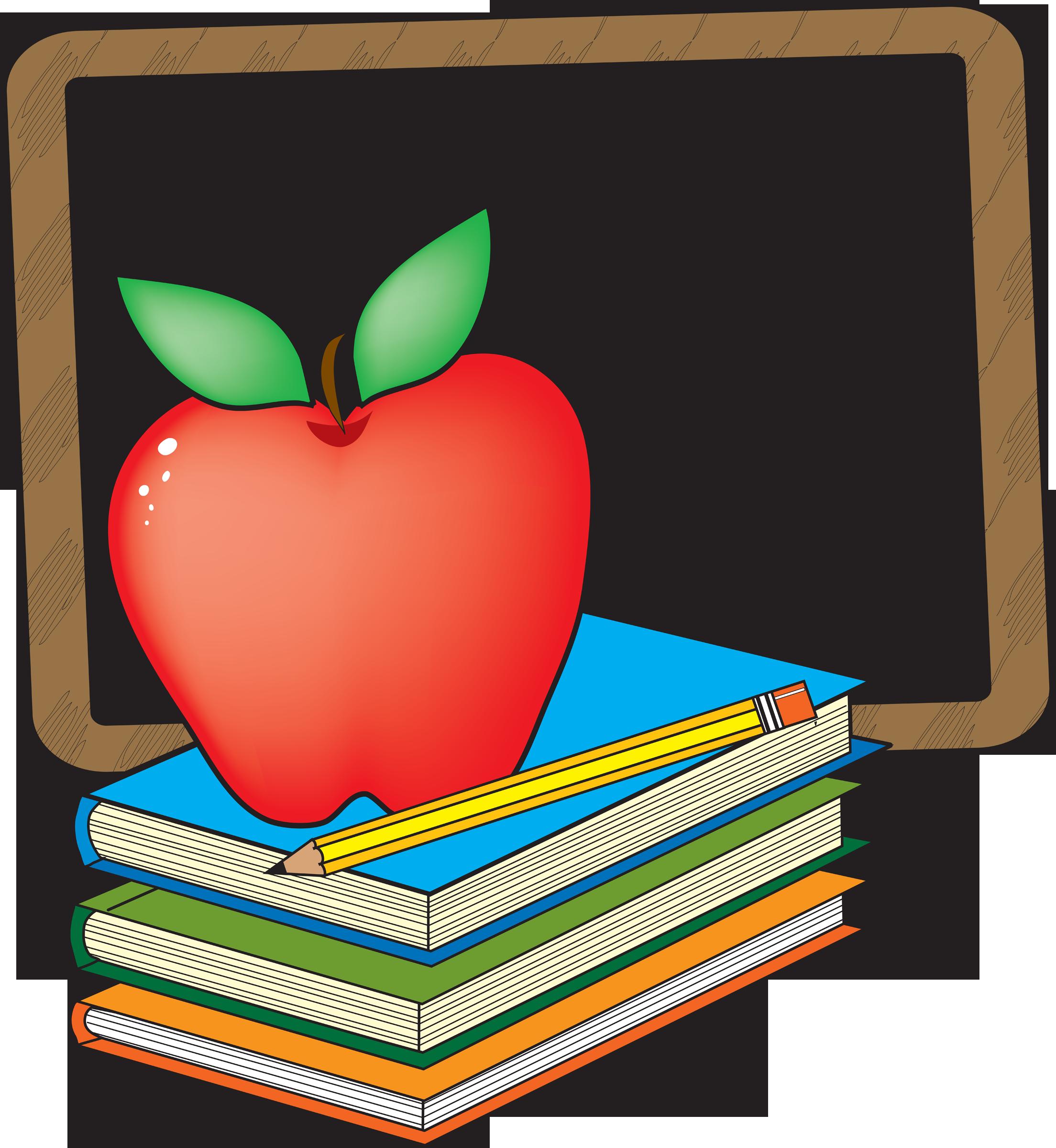 2208x2400 Apple Clipart Classroom