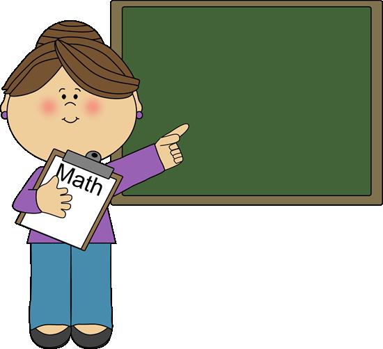 550x502 Teacher Teaching Clipart