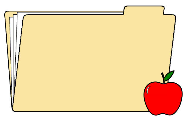 636x410 Free School Clip Art With Words