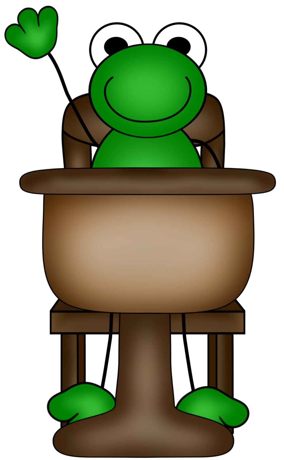 987x1600 Amphibian Clipart Teacher