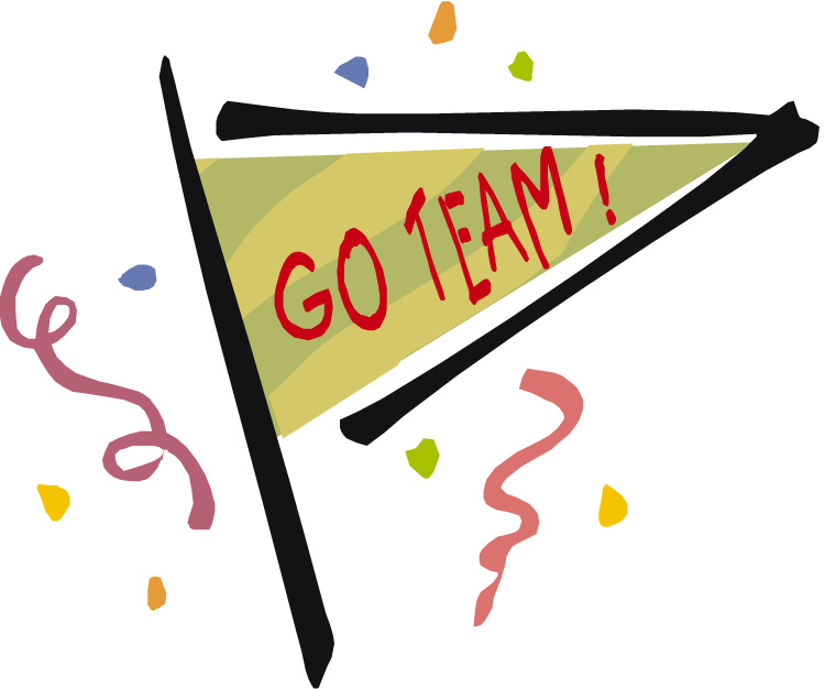 750x626 Go Team Are You On The Pch Blog Team Clip Art
