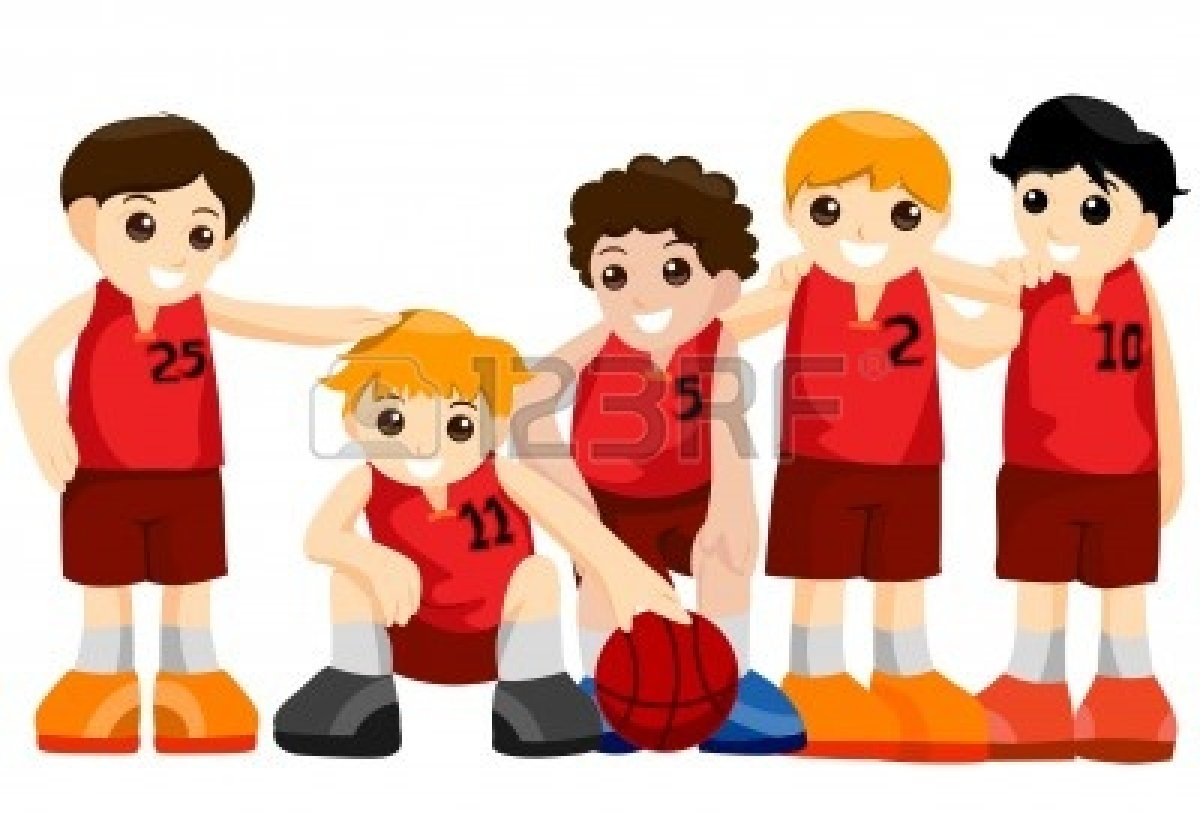 1200x813 Team Sports Clip Art