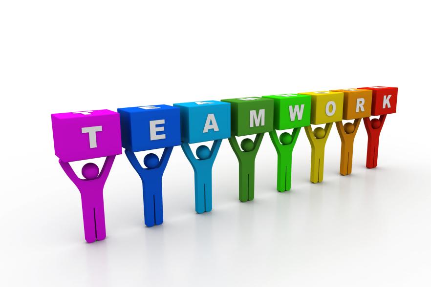882x588 Teamwork Clipart Free Download Clip Art