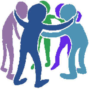 300x298 Of Working Together Clipart