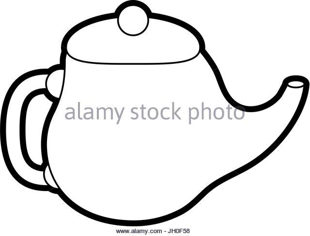 640x488 Teapot Illustration Stock Photos Amp Teapot Illustration Stock