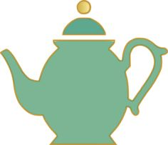 236x203 Tea Pot Teapot Clipart Cc Kitchen Utensils Clip Art Teapot.png