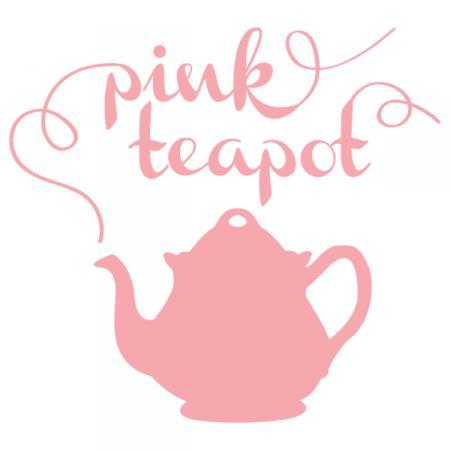 450x450 Image Pink Teapot Logo Sml.jpg Tea Pot Teapot