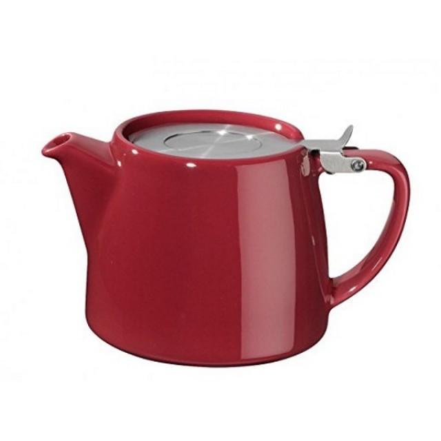 640x640 Beautiful Maroon For Life Stump Teapot Teapots Amp Teawares Suki Tea