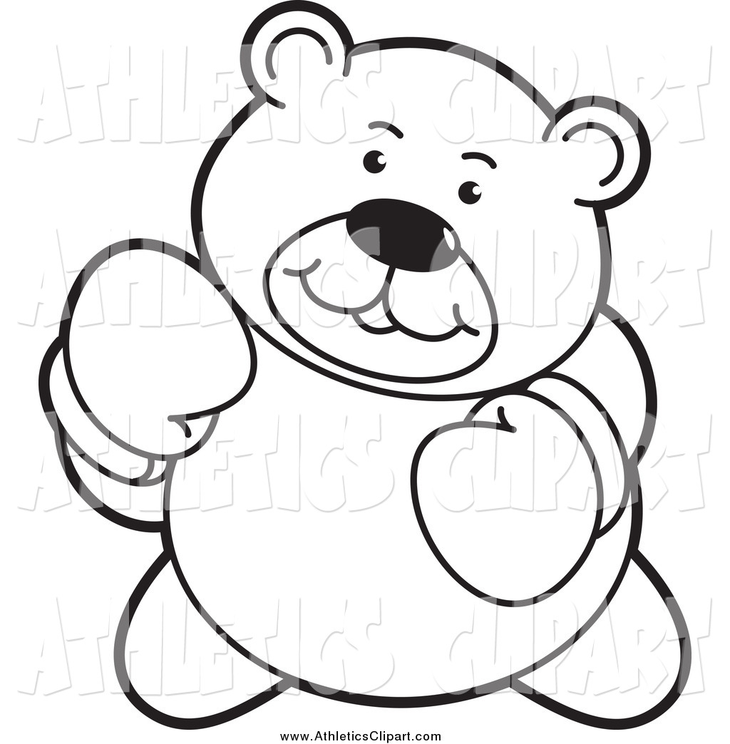 1024x1044 Teddy Bear Black And White Clipart