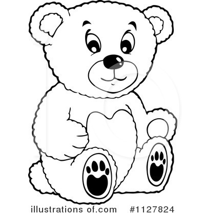 400x420 Teddy Bear Clipart