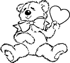 300x270 Teddy Bear Day Clipart