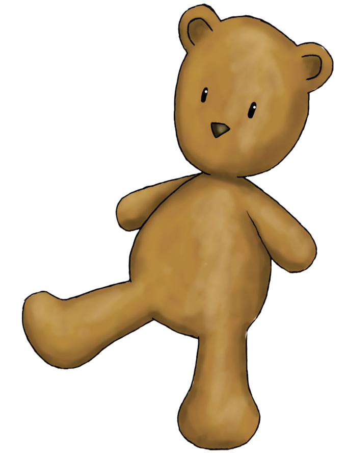 681x888 Free Teddy Bear Clip Art