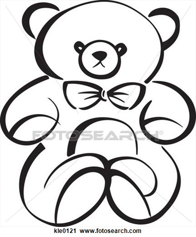 389x470 A Teddy Bear View Large Illustration Graphics