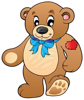 333x400 Cute Bear Cute Baby Bear Clipart Free Clipart Images Image