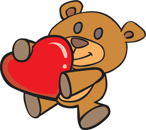 300x267 Free Teddy Bear Clipart Image 0527 1304 1014 3237 Valentine Clipart