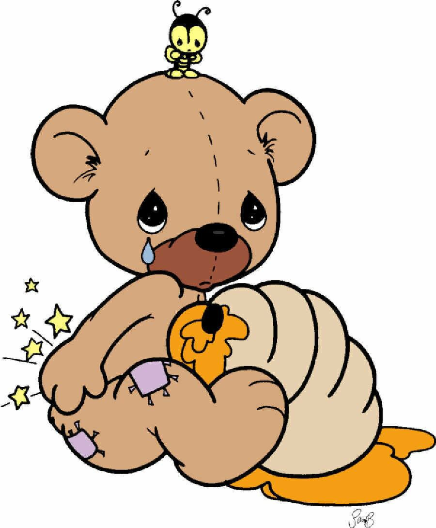 900x1089 Teddy Bear Clip Art