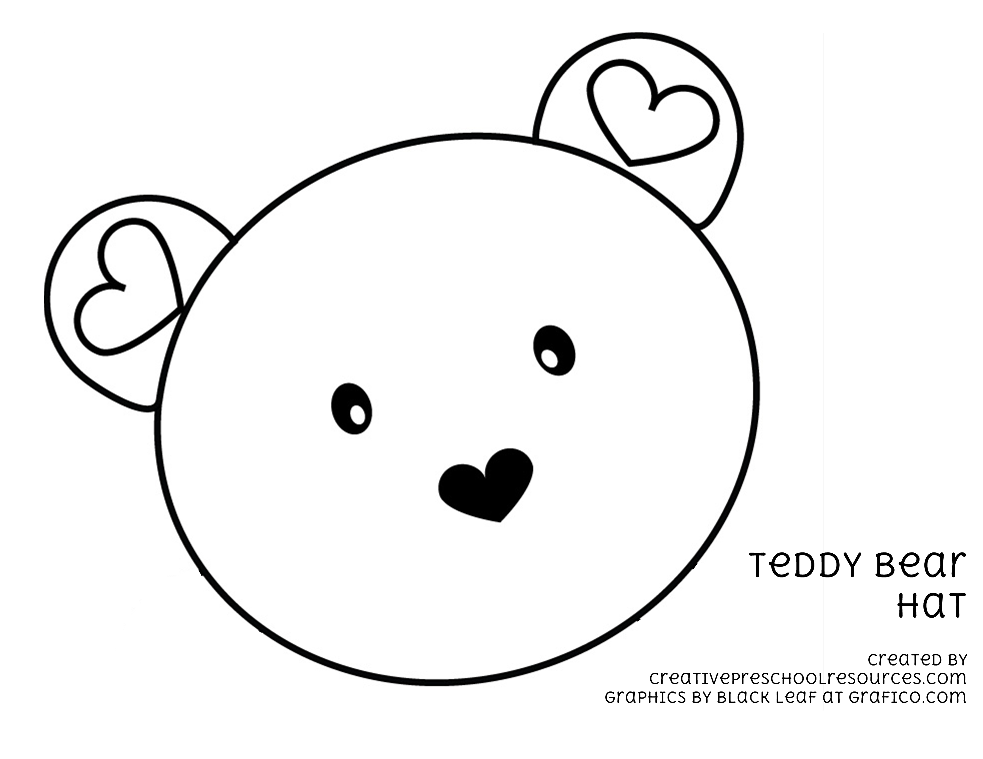 3300x2550 Drawing Teddy Bear Face Bear Face Outline Drawing Free Clipart