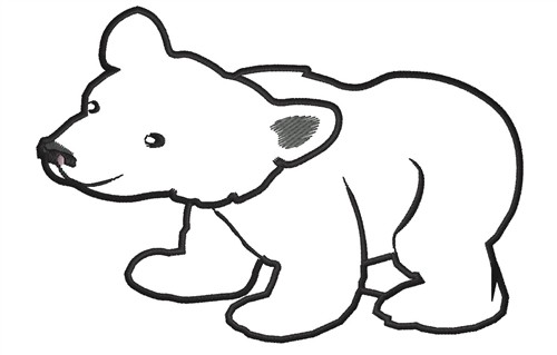 500x319 Outline Clipart