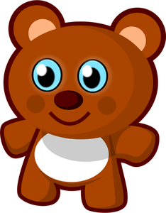 234x300 6377 Free Clipart Teddy Bear Outline Public Domain Vectors