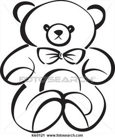 236x285 Big Teddy Bear Hugging Little Teddy Bear Coloring Page
