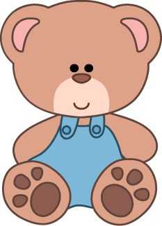 233x326 Singing Bears Cliparts 258067