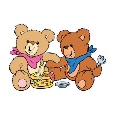 400x400 Teddy Bears Picnic