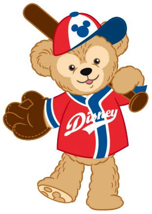 311x437 Baseball Clipart Bear