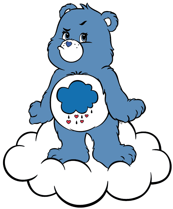 567x683 Care Bears And Cousins Clip Art Images