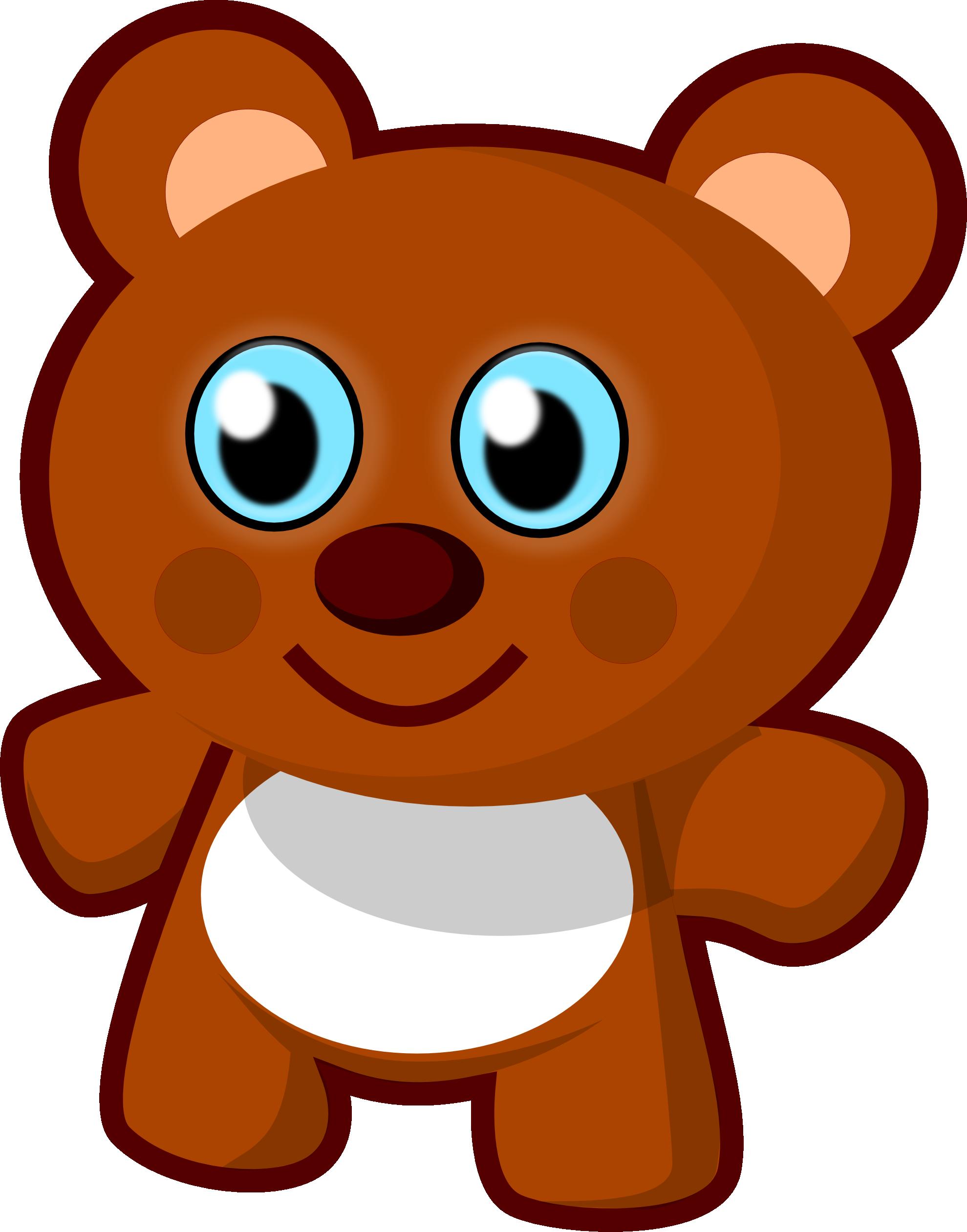 1979x2522 Vector Teddy Bear