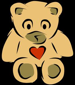 261x296 Teddy Bear Png Clip Art, Teddy Bear Clip Art