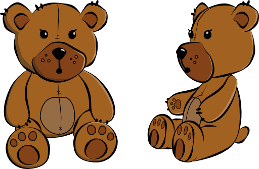 512x335 Teddy Bear Clip Art On Teddy Bears Clip Art And Bears Clipartwiz 2