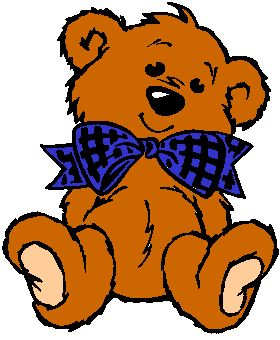 280x340 Free Clipart And Teddy Bear