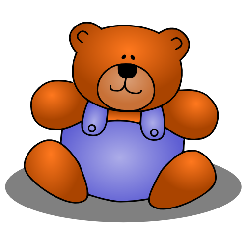 503x477 Teddy Bear Clipart Free Clipart Images 8