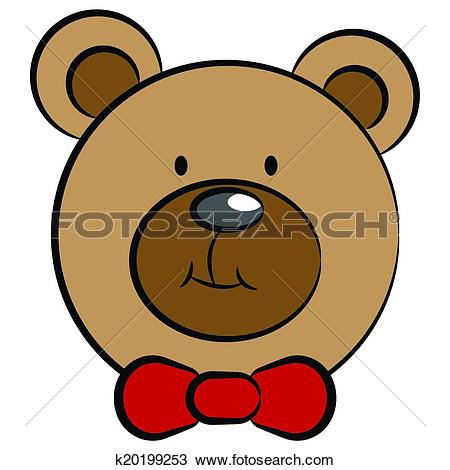 450x470 Teddy Bear Clipart Bear Face