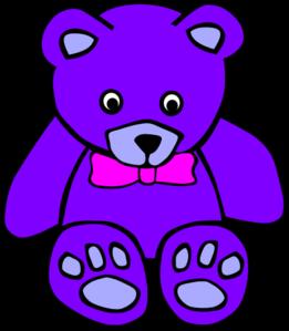 261x299 Teddy 8 Clip Art