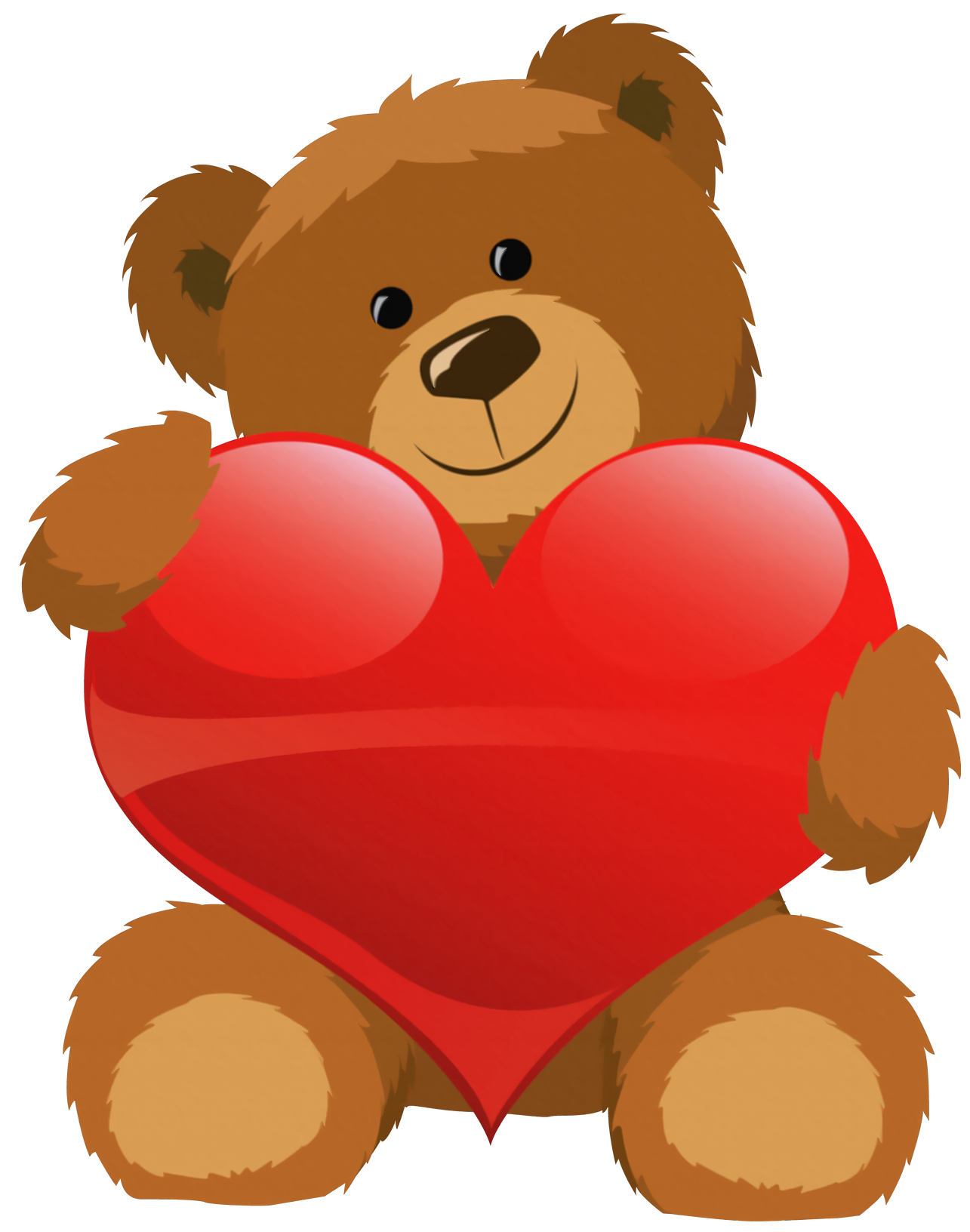 1285x1632 Teddy clipart grizzly bear