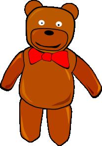 207x296 Teddybear Clip Art