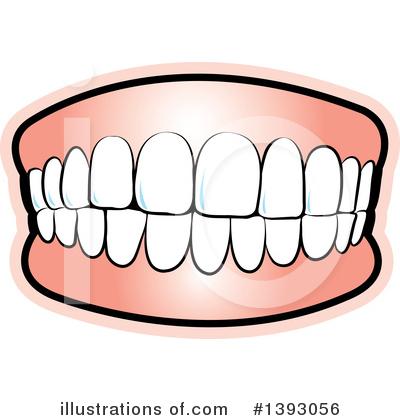 400x420 Teeth Clipart