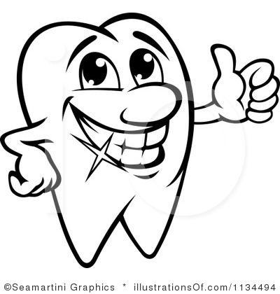 400x420 Best 25+ Tooth clipart ideas Dentist clipart, Teeth