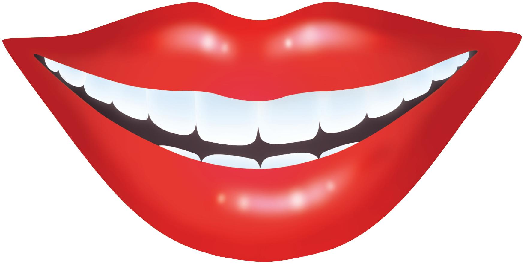 1748x936 clipart mouth teeth