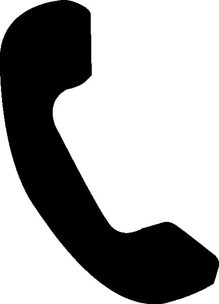 432x600 Phone Clip Art