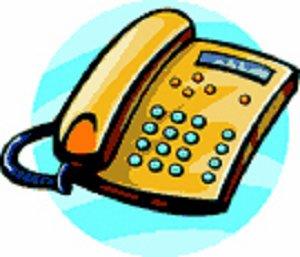 300x257 Telephone Clip Art Clipart Panda