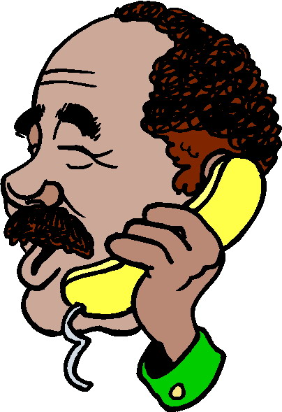 404x589 Telephone Clip Art Free Clipart Images 5 2