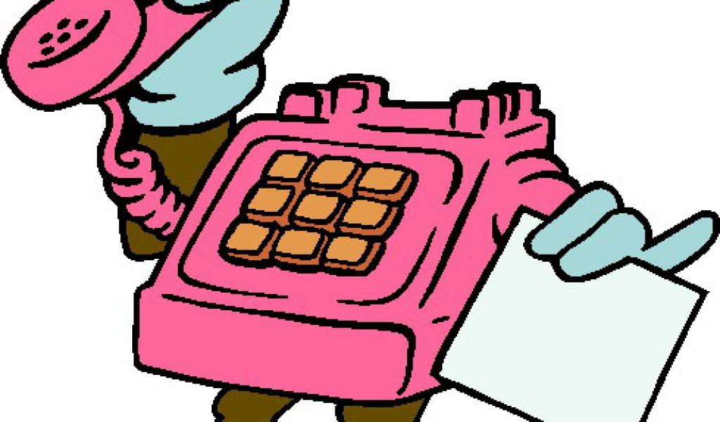 1024x600 Telephone Clip Art