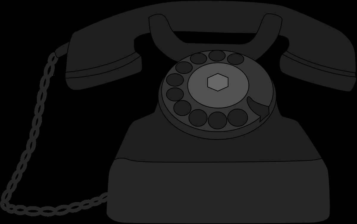 1200x755 Old Telephone Clip Art