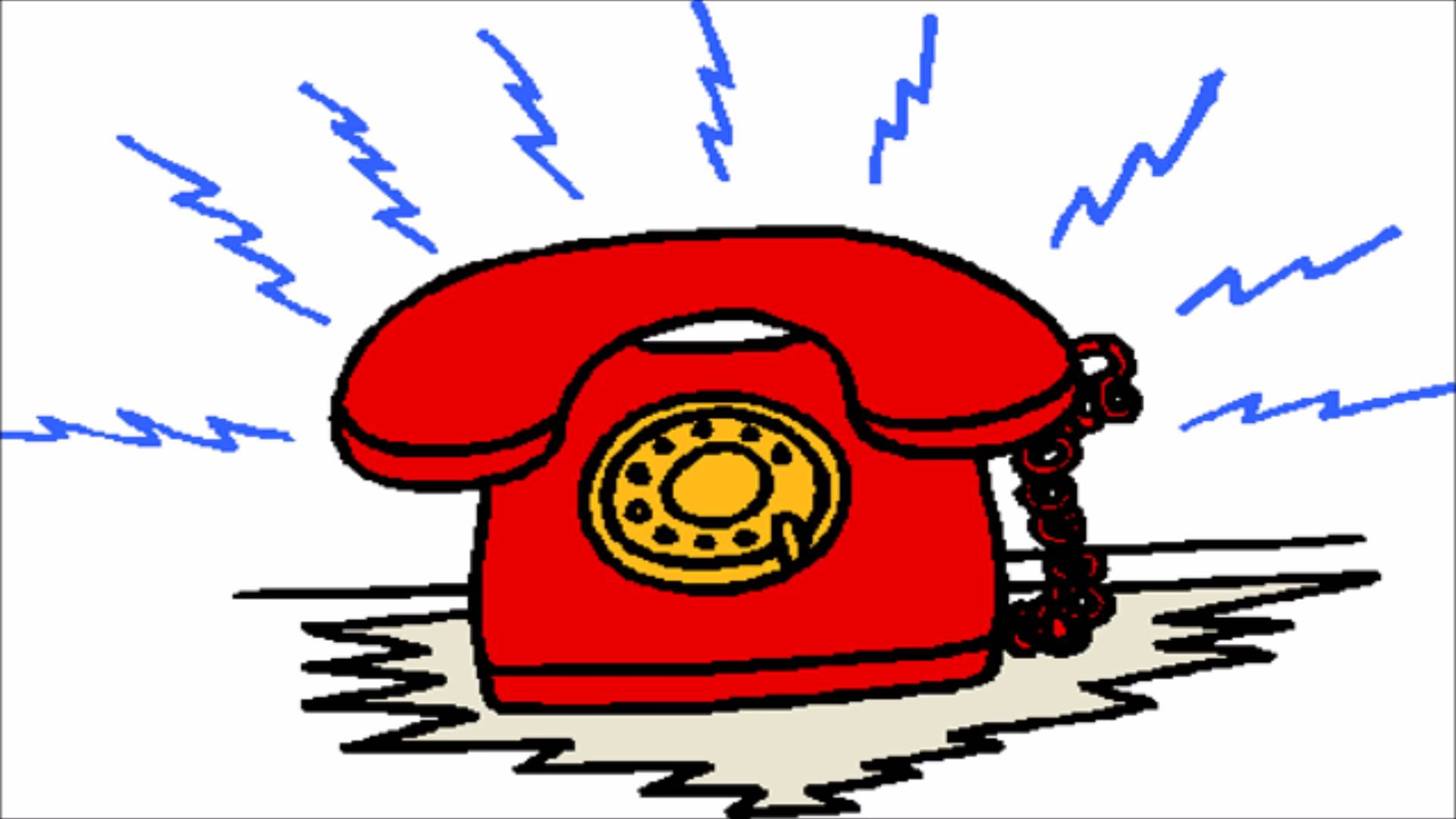 1920x1080 Telephone Clipart Telephone Ringing