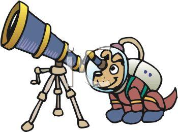 Telescope Clipart Free